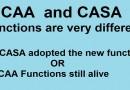 CAA to CASA Functions