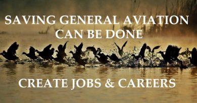 Revitalising General Aviation