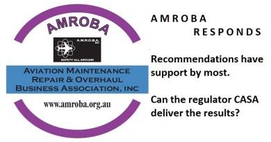 AMROBA Responds