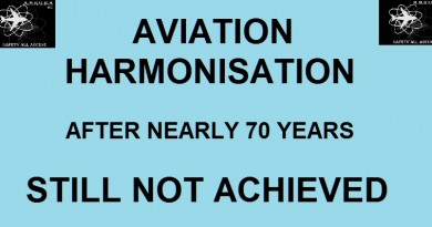 Aviation Harmonisation Still Not Achieved