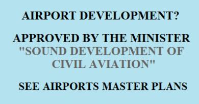 Sound Development of Civil Aviation