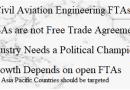 Where are Civil Aviation Engineering FTAs